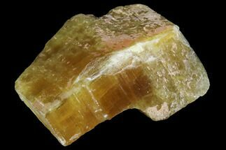 "Buy 3.8"" Tabular, Yellow Barite Crystal - China - #95332"