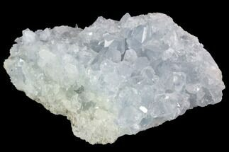 "2.6"" Sky Blue Celestine (Celestite) Crystal Cluster - Madagascar For Sale, #96872"
