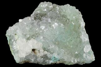 "Buy 2"" Quartz on Chrysocolla - Peru - #98116"