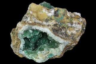 Quartz, Atacamite & Chrysocolla  - Fossils For Sale - #98142
