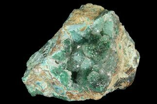 "1.6"" Atacamite & Quartz Association - Peru For Sale, #98159"