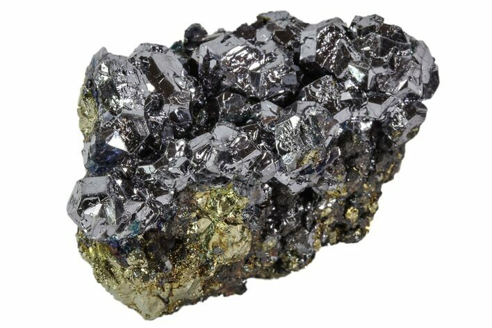 "2.2"" Galena, Chalcopyrite and Pyrite Association - Peru"