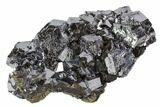 "3.3"" Galena, Sphalerite and Pyrite Association - Peru - #102551-1"