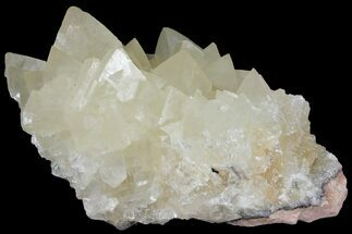 "4.2"" Fluorescent Calcite Crystal Cluster - Morocco For Sale, #104369"