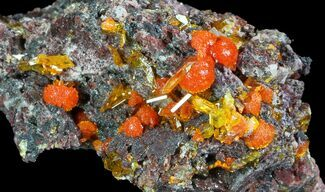 Wulfenite - Fossils For Sale - #76827