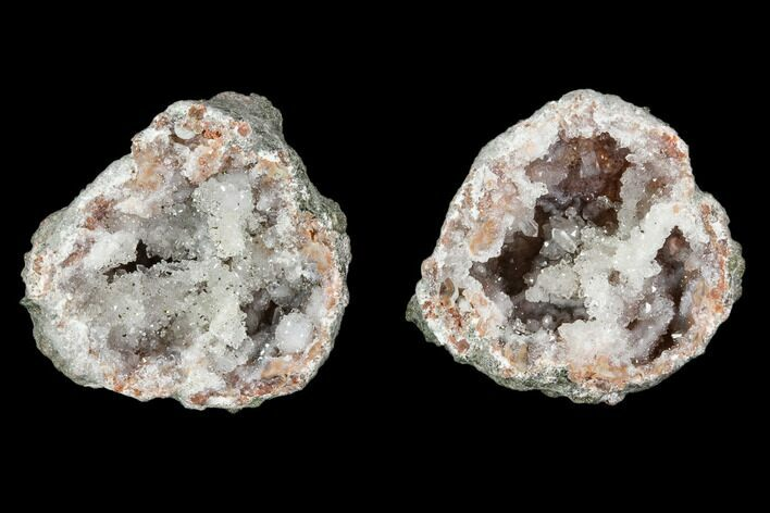 "1.4"" Keokuk ""Red Rind"" Geode - Iowa"