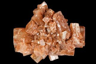 "Buy 2"" Aragonite Twinned Crystal Cluster - Morocco - #106600"