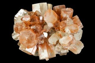 "Buy 2"" Aragonite Twinned Crystal Cluster - Morocco - #106609"