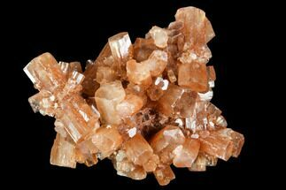 "2.3"" Aragonite Twinned Crystal Cluster - Morocco For Sale, #106613"