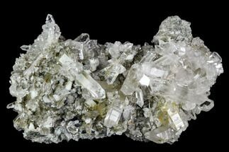 "3.6"" Anatase Crystals, Quartz and Adularia Association - Norway For Sale, #111467"