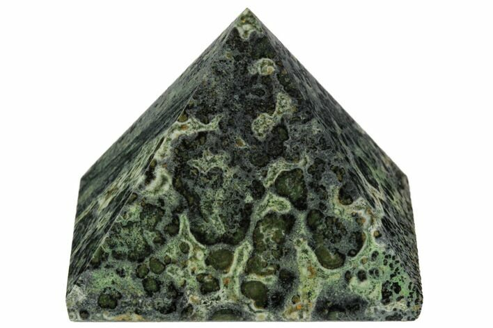 "1.8"" Polished Kambaba Jasper Pyramid - Madagascar"