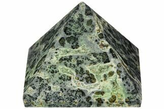 "Buy 1.7"" Polished Kambaba Jasper Pyramid - Madagascar - #112246"