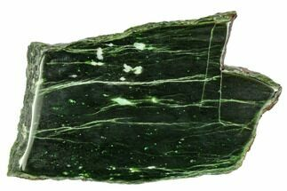 Jade var. Nephrite - Fossils For Sale - #112746