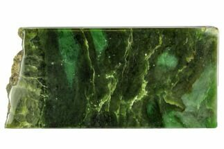 Jade var. Nephrite - Fossils For Sale - #112752