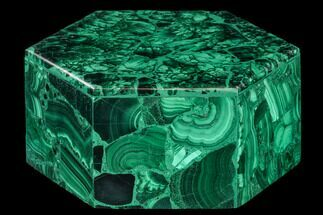 Malachite - Fossils For Sale - #113391