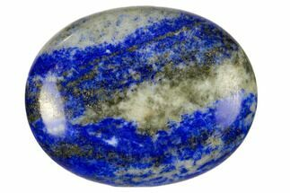 "Buy 1.8"" Polished Lapis Lazuli Pocket Stone  - #115432"