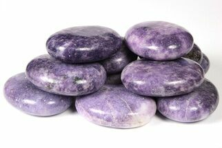 "Buy 1.8"" Polished Lepidolite Pocket Stone  - #115444"