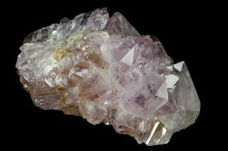 Quartz var. Amethyst - Fossils For Sale - #115380