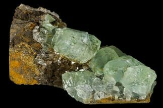 Fluorite & Quartz - Fossils For Sale - #114021
