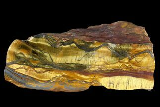 "Buy 3.9"" Marra Mamba Tigers Eye - Mt. Brockman (2.7 Billion Years) - #117166"