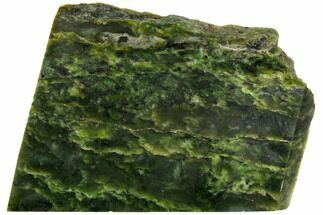 Jade var. Nephrite - Fossils For Sale - #117636