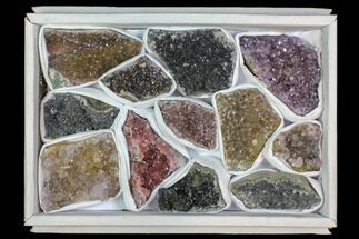 Quartz var. Amethyst - Fossils For Sale - #118365