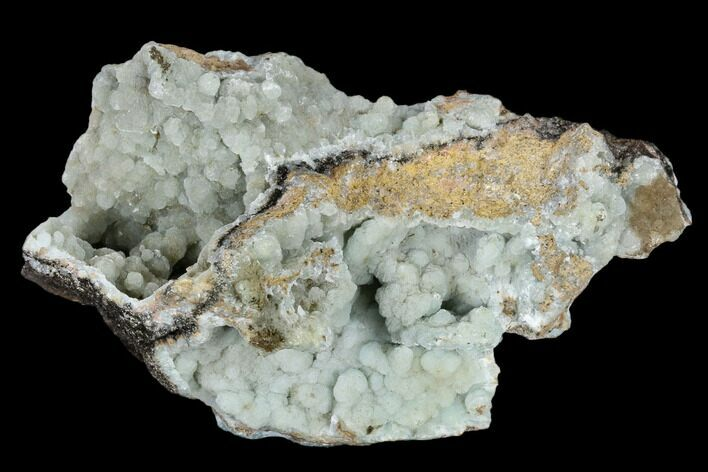 "3.7"" Powder Blue Hemimorphite Cluster - 79 Mine, Arizona"