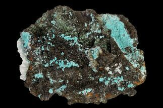 Aurichalcite, Rosasite & Calcite  - Fossils For Sale - #119535
