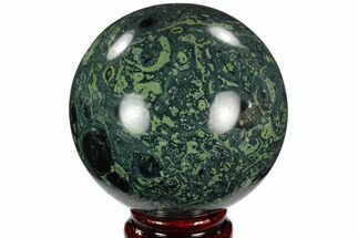 "3.1"" Polished Kambaba Jasper Sphere - Madagascar For Sale, #121523"