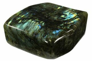 "6.6"" Flashy Polished Labradorite Free Form - Madagascar For Sale, #118811"