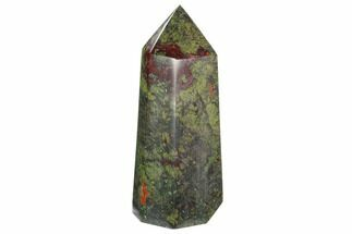 "Buy 8.4"" Polished Dragon's Blood Jasper Obelisk - South Africa - #122545"