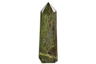"9.4"" Polished Dragon's Blood Jasper Obelisk - South Africa For Sale, #123566"