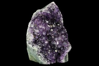 "3.6"" Free-Standing, Amethyst Crystal Cluster - Uruguay For Sale, #123767"