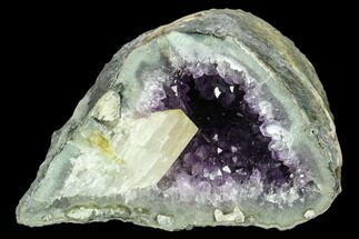 Quartz var. Amethyst - Fossils For Sale - #123831