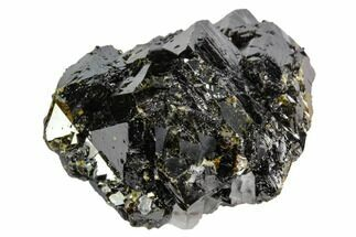 Sphalerite, Pyrite & Quartz - Fossils For Sale - #124431