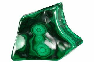 "Buy 3"" Polished Malachite Specimen - Congo - #125785"