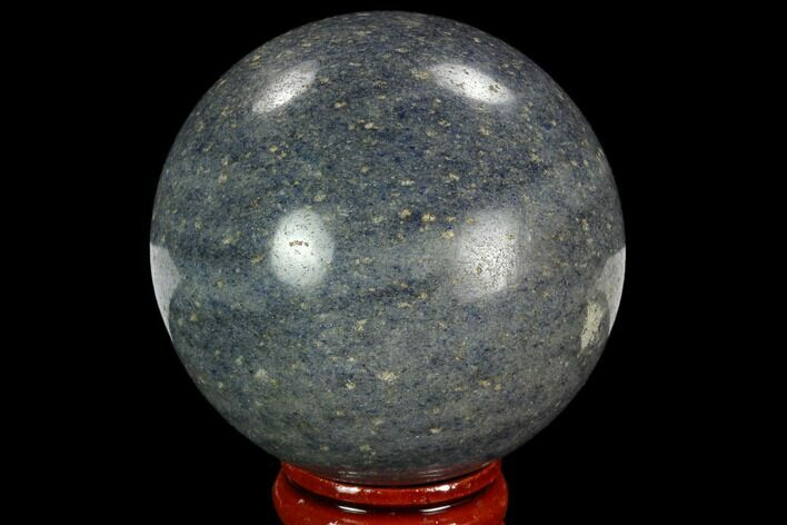 "2.25"" Polished Lazurite Sphere - Madagascar"