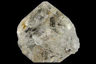 "1"" Pakimer Diamond with Carbon Inclusions - Pakistan For Sale, #127256"