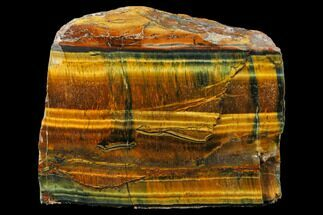 Tiger's Eye - Fossils For Sale - #128448