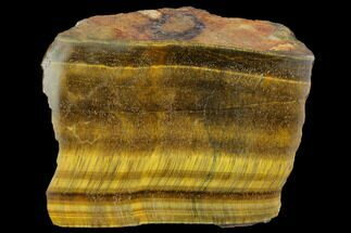 Tiger's Eye - Fossils For Sale - #128532