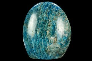 "Buy 3.3"" Free-Standing, Polished Blue Apatite - Madagascar - #127879"