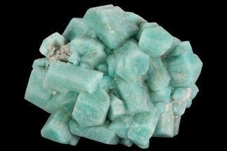 "3.45"" Amazonite Crystal Cluster - Colorado For Sale, #129239"