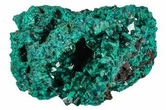 Dioptase - Fossils For Sale - #129549