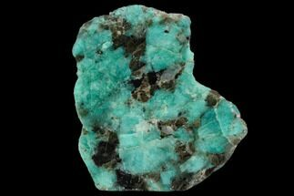 Microcline var. Amazonite & Quartz var. Smoky - Fossils For Sale - #129906