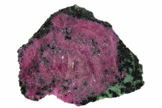 Ruby & Zoisite - Fossils For Sale - #131391