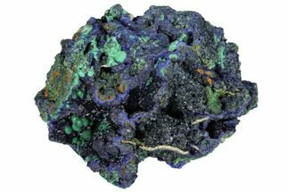 Malachite & Azurite - Fossils For Sale - #132780