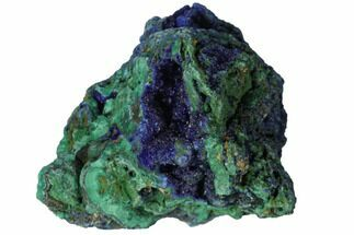 "Buy 1.5"" Malachite and Azurite Association - China - #132787"