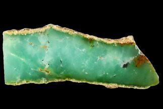 Chalcedony var. Chrysoprase - Fossils For Sale - #132900