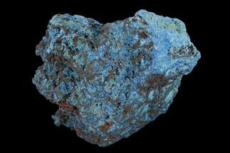"Buy 1.35"" Light-Blue Shattuckite Specimen - Tantara Mine, Congo - #134014"