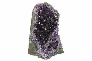 "Buy 3.8"" Amethyst Cut Base Crystal Cluster - Uruguay - #135094"